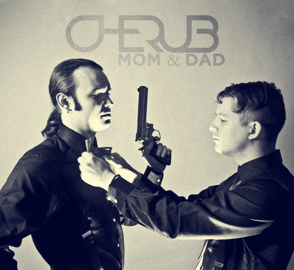 Cherub-MoM-DaD-album-cover