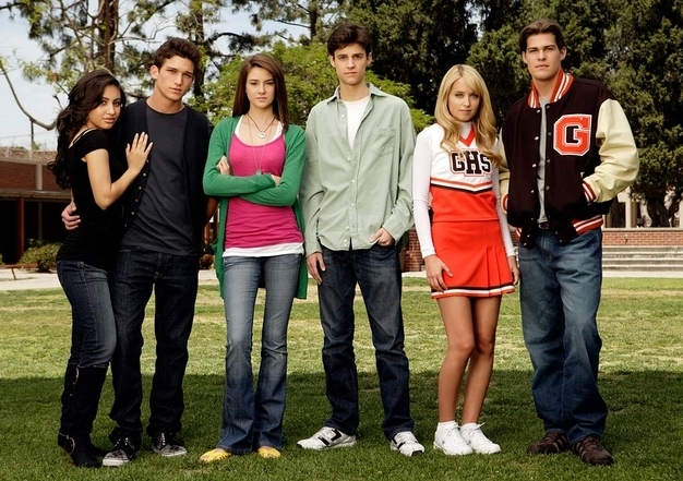 Cast Of American Teen 102
