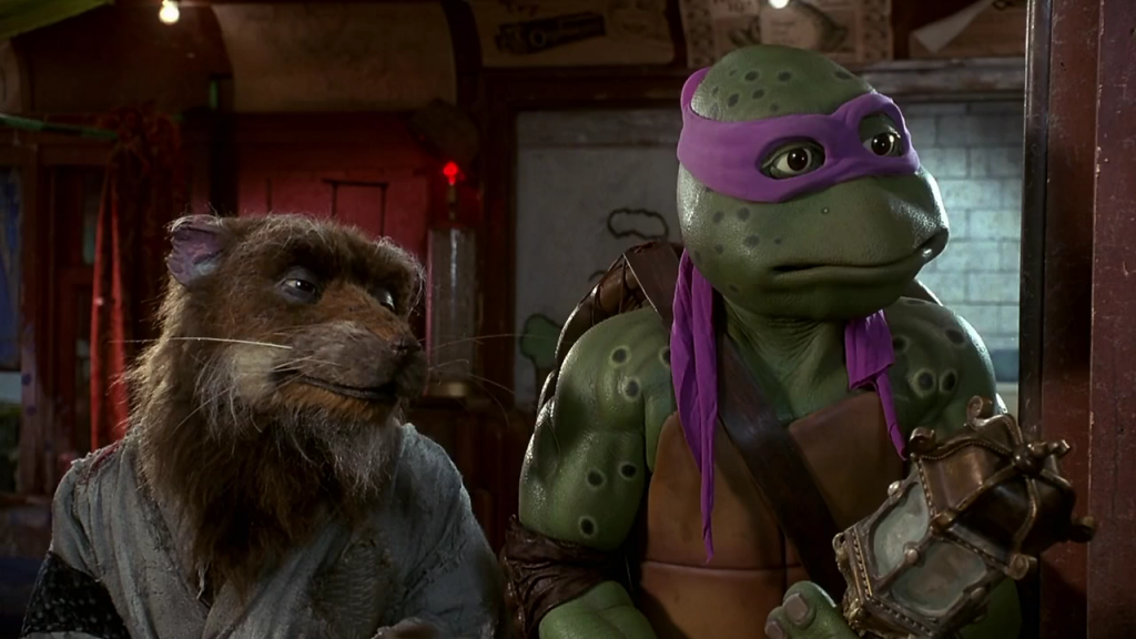 Teenage Mutant Ninja Turtles III-a
