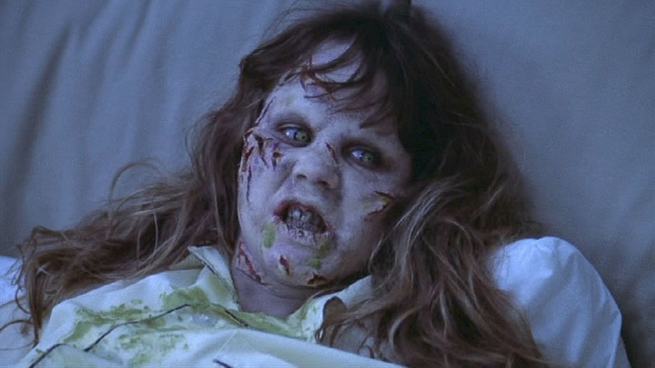 the bloody truth the exorcist heave media