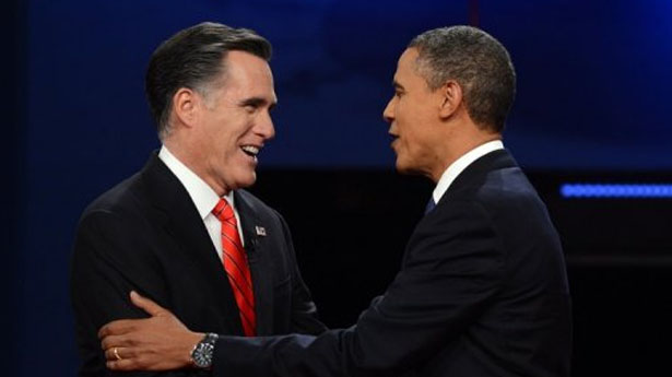 Romney-and-Obama-debate-via-AFP