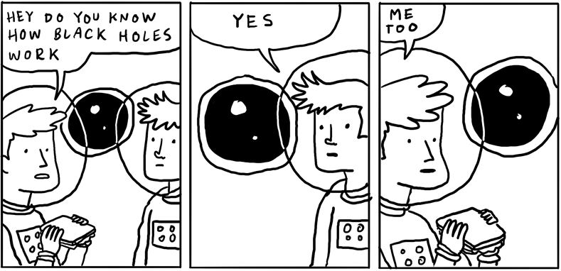 The Third Panel: Comics About Dicks For Discerning Readers – Three ...